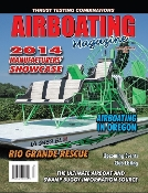 airboat and hovercraft and buggies magazine subscription 1 year six issues