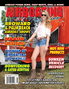 MayJun 2015 Airboating Magzine, Airboat, Racing, boat show, alligator hunt, bowfishing, australia, rescue