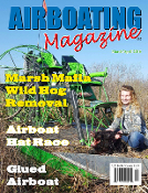 SepOct 2015 Airboating Magzine, Airboat, Racing, alligator hunt, rescue airboat, Oklahoma, coastal restoration, hurricane katrina