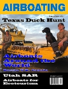 Canada Airboating Magazine product orders