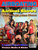 Airboat and hovercraft and buggies magazine subscription 1 year six issues - Canada addresses