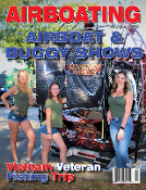 JanFeb 2018 Airboating Magazine, Airboat Showcase, Airboat Events, Airboating Sweeties, Airboat Engines Power Curves Horsepower versus Torque, Airboat Vendor Marine Engine and more.