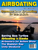 SepOct 2018 Airboating Magazine, Airboat Events, Airboat Alaska, Sea Turtles