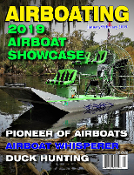 JanFeb 2019 Airboat Showcase, Duck Hunting, Ice Rescue