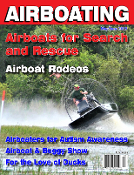 May June 2019 Airboat show, search and rescue, airboat events
