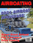 January February 20221 airboat events, airboat showcse